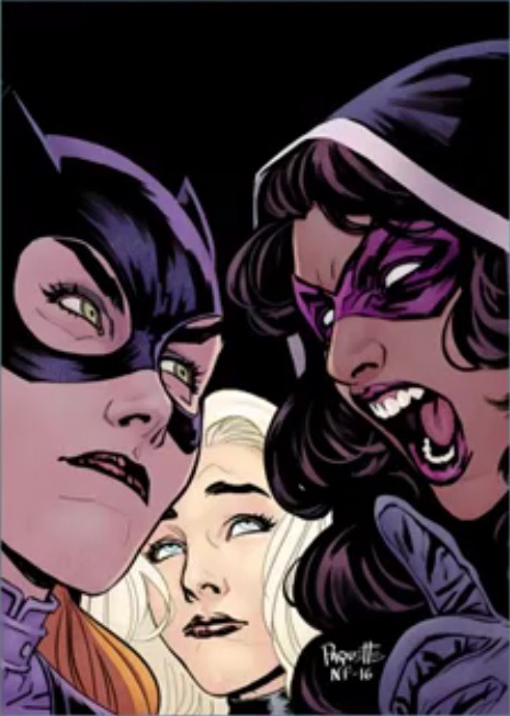 Batgirl & The Birds of Prey
